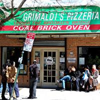Grimaldi's Pizzeria in Brooklyn