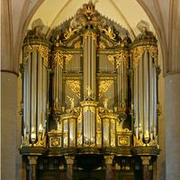 1692 Arp Schnitger organ [plus additions] at the Martinikerk, Groningen, The Netherlands