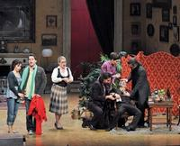 Vicente Martin y Soler's 'The Kind-Hearted Grouch' from the Gran Teatre del Liceu in Barcelona.