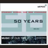 Wergo at 50: Music of Our TIme box set