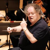 James Levine conducts the Boston Symphony Orchestra