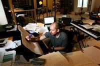 Composer Daniel Kellogg.
