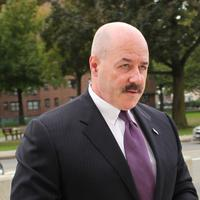 Former New York City police commissioner Bernard Kerik