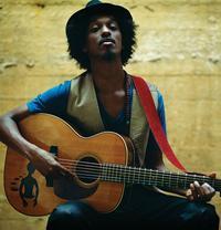 Canadian-Somali rapper K'naan's