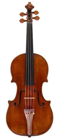 1783 Guadagnini violin