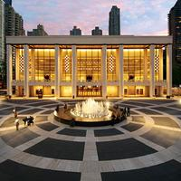 Lincoln Center, home of New York City Opera
