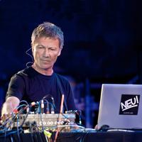 Original Neu! member Michael Rother performing live at Lincoln Center.