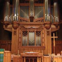 1980 Sipe organ at Hennepin Avenue United Methodist Church, Minneapolis, MN