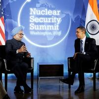 India's PM Manmohan Singh and US Pres. Barack Obama