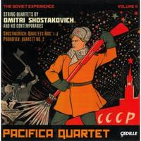 The Pacifica Quartet's 'The Soviet Experience: Volume II' on Cedille