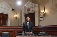 Rep. Charlie Rangel arrives at a House Committee on Standards of Official Conduct hearing on November 18, 2010
