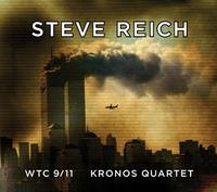 Steve Reich: WTC 911 album art