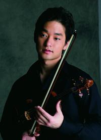 Ryu Goto, violinist