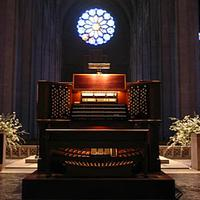 1934 Aeolian-Skinner organ at Grace Cathedral, San Francisco, CA