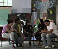Teens at SAYA talk about feelings of alienation growing up South Asian