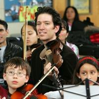 Sebastian Ruth, founder, Community MusicWorks