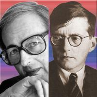 André Previn and Dmitri Shostakovich