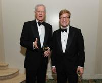 Charles R. Wall and George Steel attend the 2011 New York City Opera Fall gala at The Waldorf Astoria