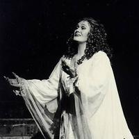 Joan Sutherland as Lucia in an undated publicity photo