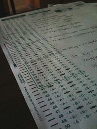 Test, exam