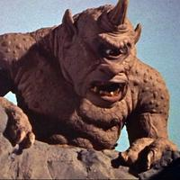 The Cyclops from 'The 7th Voyage of Sinbad'