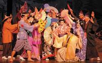 NYGASP company performs 'The Mikado'