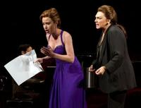 Sierra Boggess and Tyne Daly in 'Master Class'