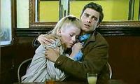 Catherine Deneueve and Nino Castelnuovo in The Umbrellas of Cherbourg (1964)