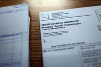 An unemployment insurance