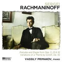 Vassily Primakov plays Rachmaninoff