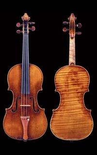 The 'Ladenburg' Guarneri del Gesu, sold by Dietmar Machold