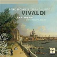 Fabio Biondi's La stravaganza
