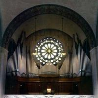 1964 Moeller - 2001 Goulding & Wood organ at the National Shrine of the Immaculate Conception, Washington, DC