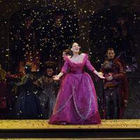 Salzburg Festival: Roméo et Juliette: Nino Machaidze (Juliette)