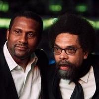 Tavis Smiley and Cornel West