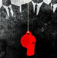 whistle, whistleblower, tom devine