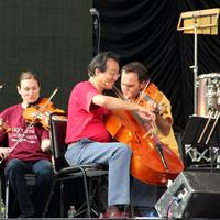 Yo-Yo Ma at Central Park Summerstage, June 7, 2011