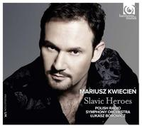 Mariusz Kwiecien's Slavic Heroes