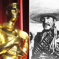 Mexican actor and director Emilio Fernández was the model for the Oscar statuette