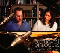 Duo Stephanie and Saar: Beethoven Dialogues