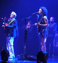 David Byrne and St. Vincent at the Beacon Theater in New York - September 26, 2012