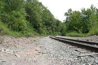 railroad in West Virginia