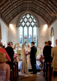 wedding church ceremony vows