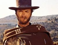 Clint Eastwood in <em>The Good, the Bad and the Ugly</em>