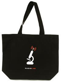 Radiolab Tote Bag
