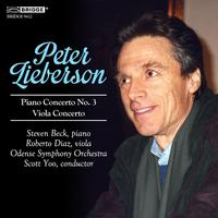 The Music of Peter Lieberson, Vol. 3