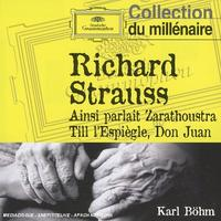 The Berlin Philharmonic's 1958 recording of Strauss's 'Also sprach Zarathustra.'