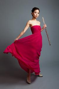 Flutist Angel Hsiao