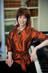 Composer, harpsichordist and organist Barbara Harbach.