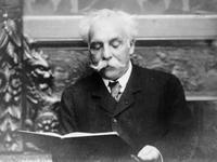 Gabriel Fauré in 1907.